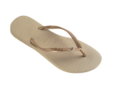 d1fe56caf70b Femme Tongs SLIM CRYSTAL GLAMOUR SW - Havaianas Online Store ...