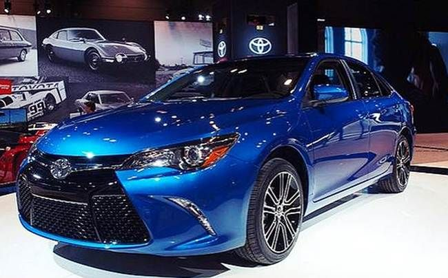 2017 Toyota Camry Se Special Edition Canada