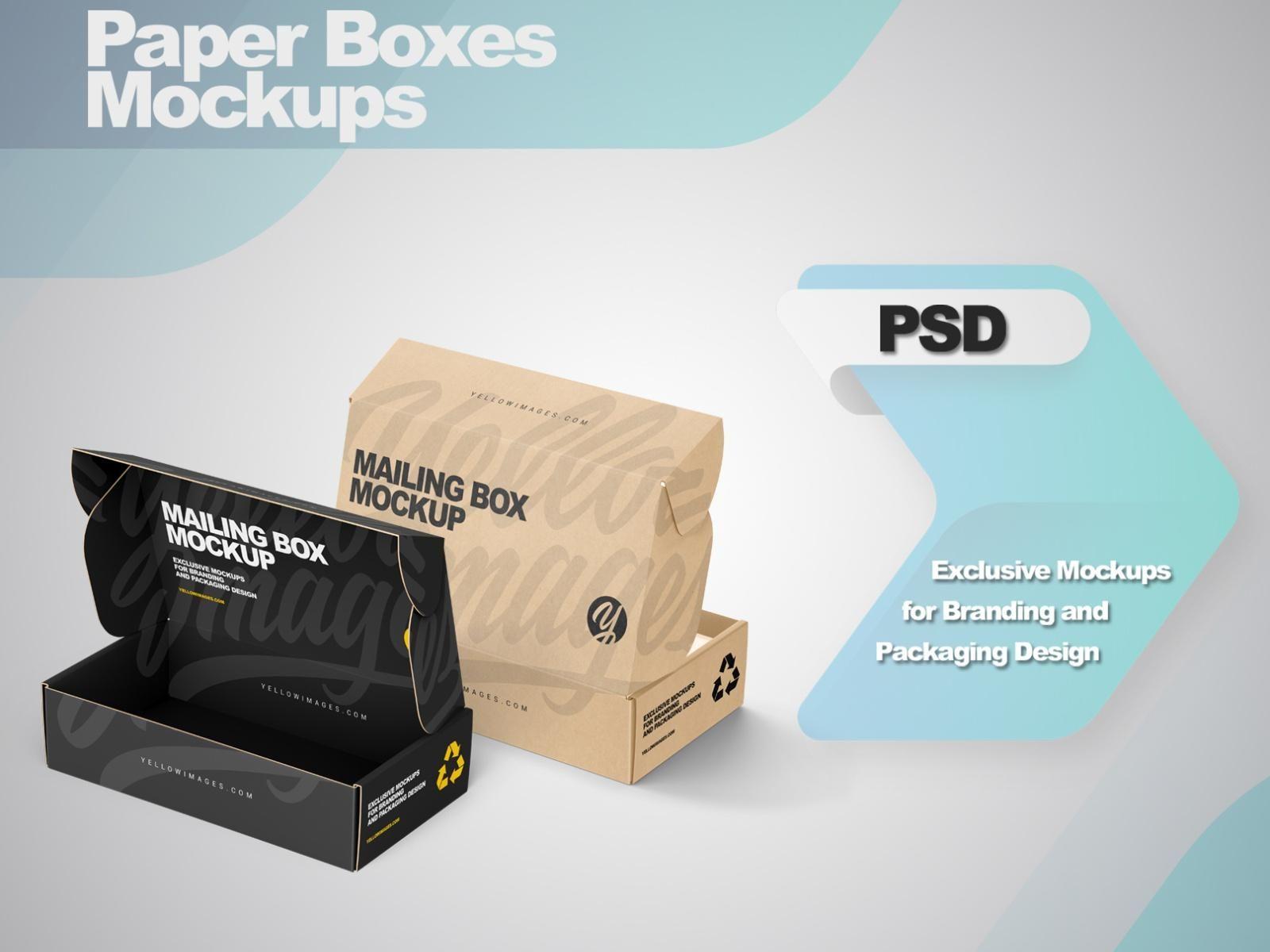 Download Label Design Mockup In 2020 Box Mockup Mockup Free Psd Logo Mockups Psd PSD Mockup Templates