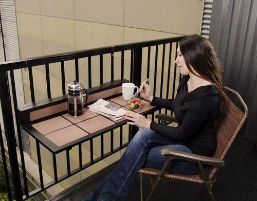 Tavolo Flat ~ Tavolo balcony folding table h.e. nelson inc. http: www.amazon