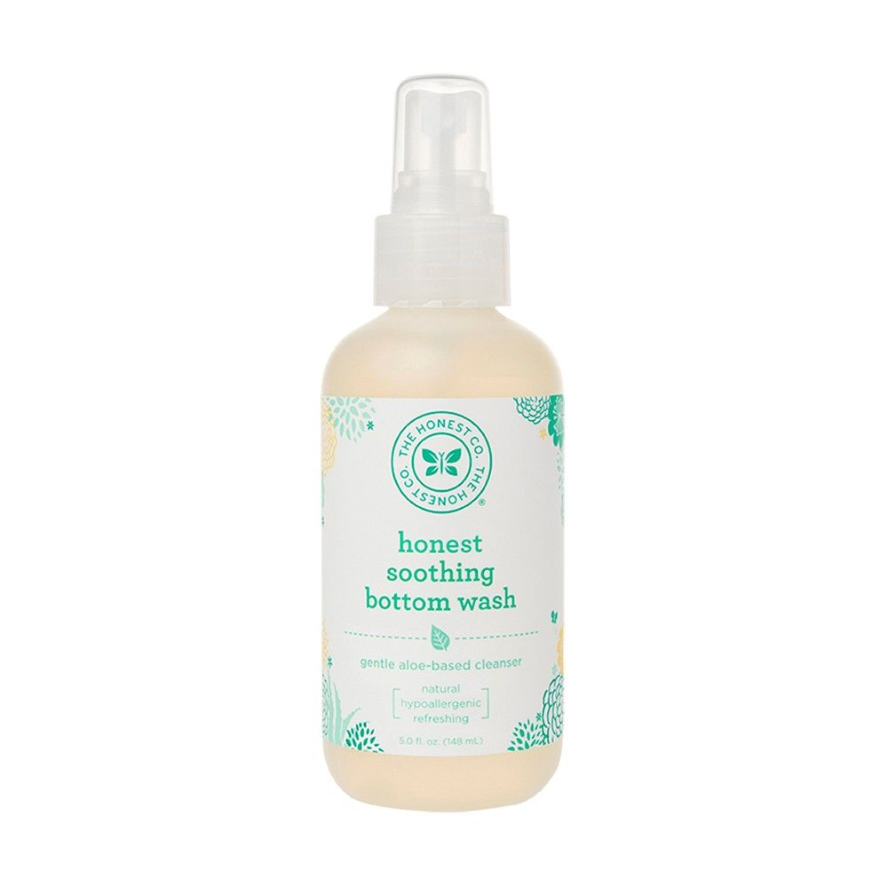 Honest Company Soothing Bottom Wash 5 Oz Beauty Care Body