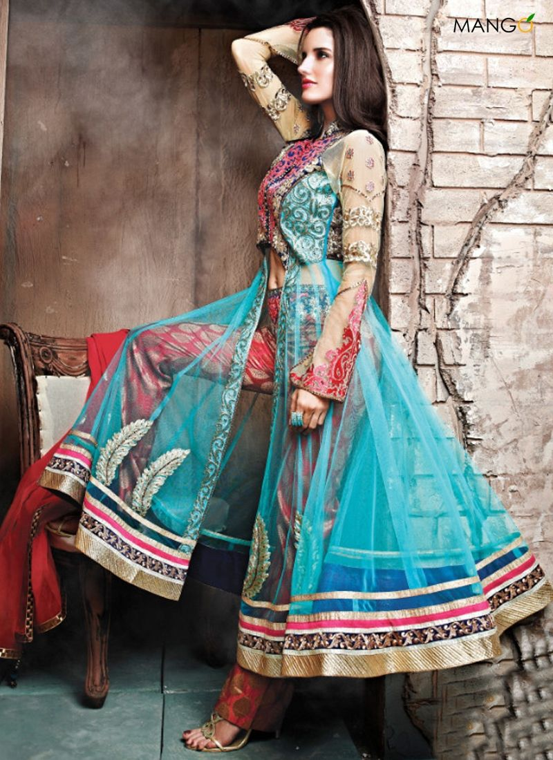 CODE:-6747 PRICE:-6353/- | SALWAR SUIT LOOK BOOK | Pinterest ...