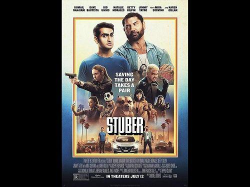 Stuber (2019) Guesslinks Blog New movies, Thriller, Comedy