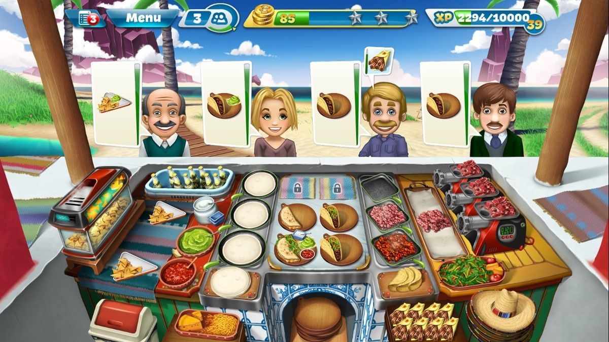 Pin on Cooking fever cheats