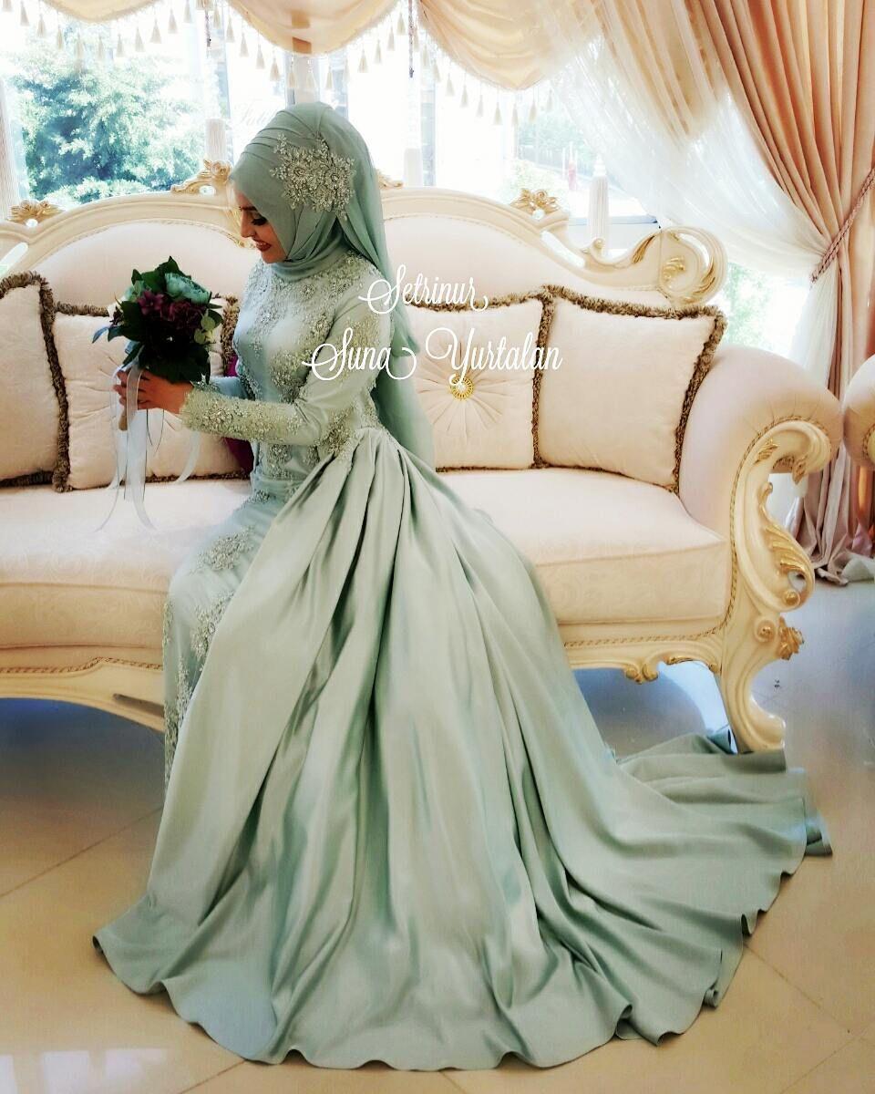 by setrinur | hijabi brides | Pinterest | Kaufen