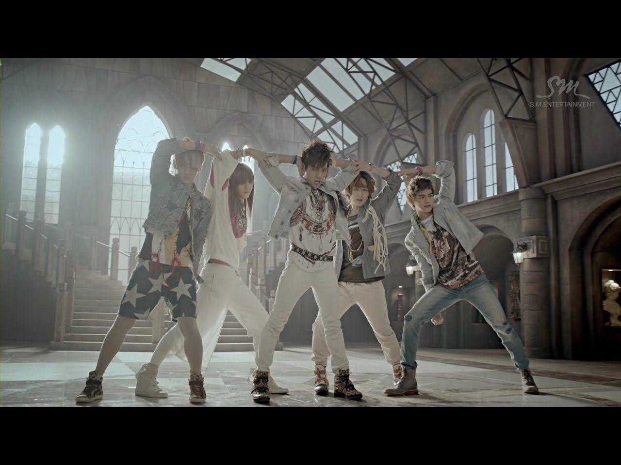 SHINee 샤이니_Sherlock•셜록 (Clue + Note)_Music Video