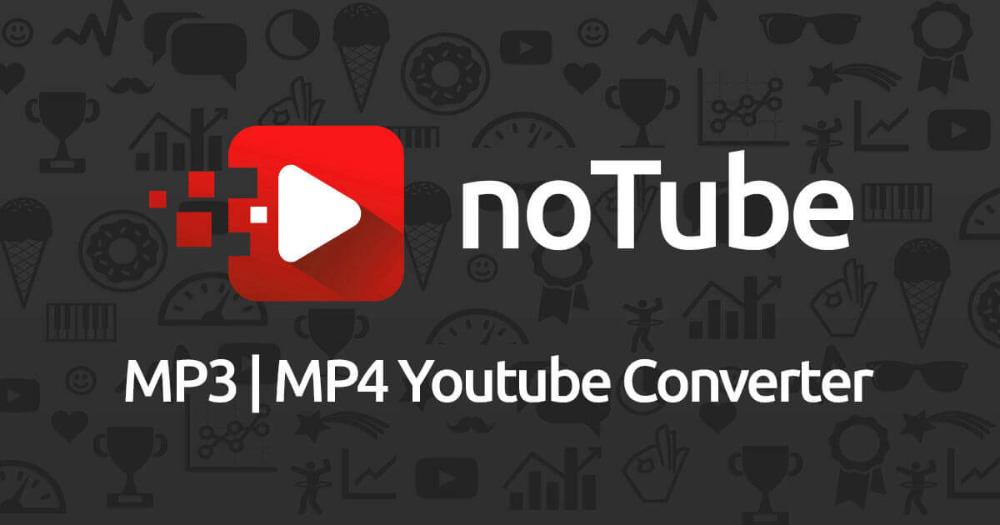 Notube Est Le Convertisseur Youtube N 1 Youtube Mp3 Et Mp4 Gratuit Rapide Sans Publicité Que Ce Soit Free Video Converter Video Converter Tamil Video Songs