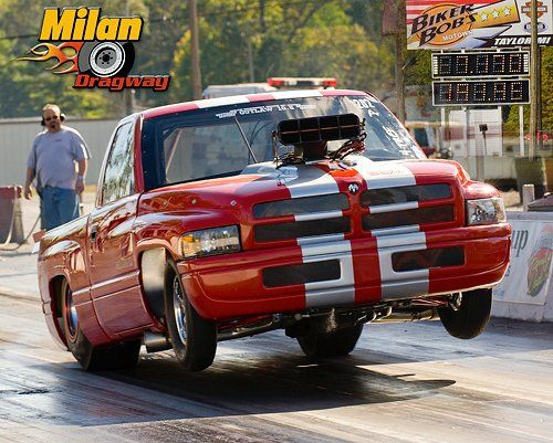 1997 Dodge Ram Pickup Sst 1 4 Mile Drag Racing Dodge Ram Pickup Dodge Ram 1500 Dodge Ram