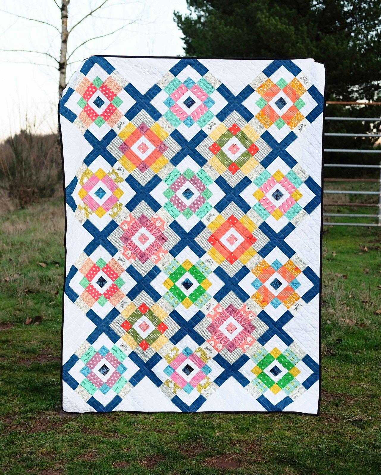 The Birdie Quilt - Jelly Roll Version in 25  Quilts, Kitchen