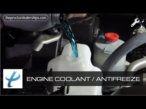 How To Check Antifreeze >> How To Check Or Refill Engine Coolant So Your Engine Runs At