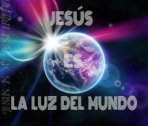Resultado de imagen para luz del mundo biblia