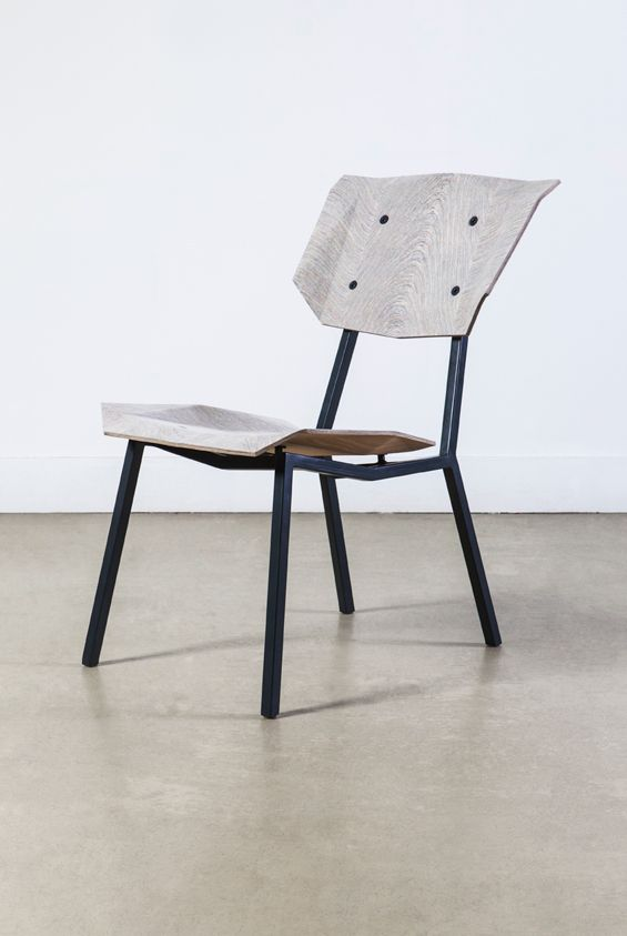 Mieke Meijer : Hybrid Chair