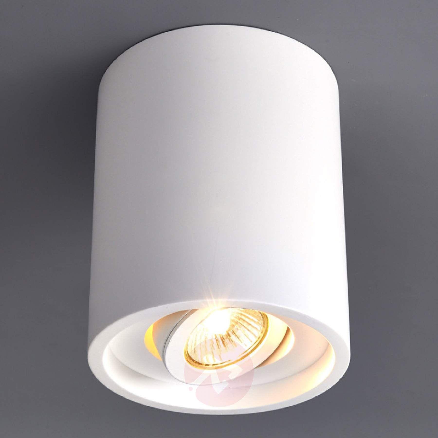 Rundes Gips Downlight Sarina Gu10 9613031 01 Lampe Lampen Lampen Und Leuchten