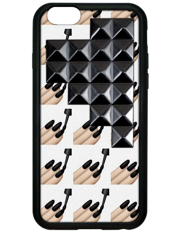 newest b423a ce4cc Goth Girl Black Pyramid iPhone 6 Case | WantWantWant | Girl phone ...