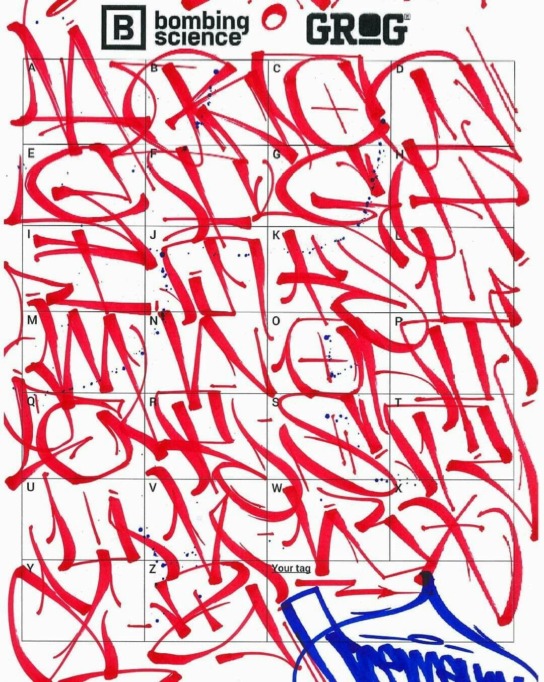 Script Letras Graffiti Letras Para Tatuajes Graffitis Letras
