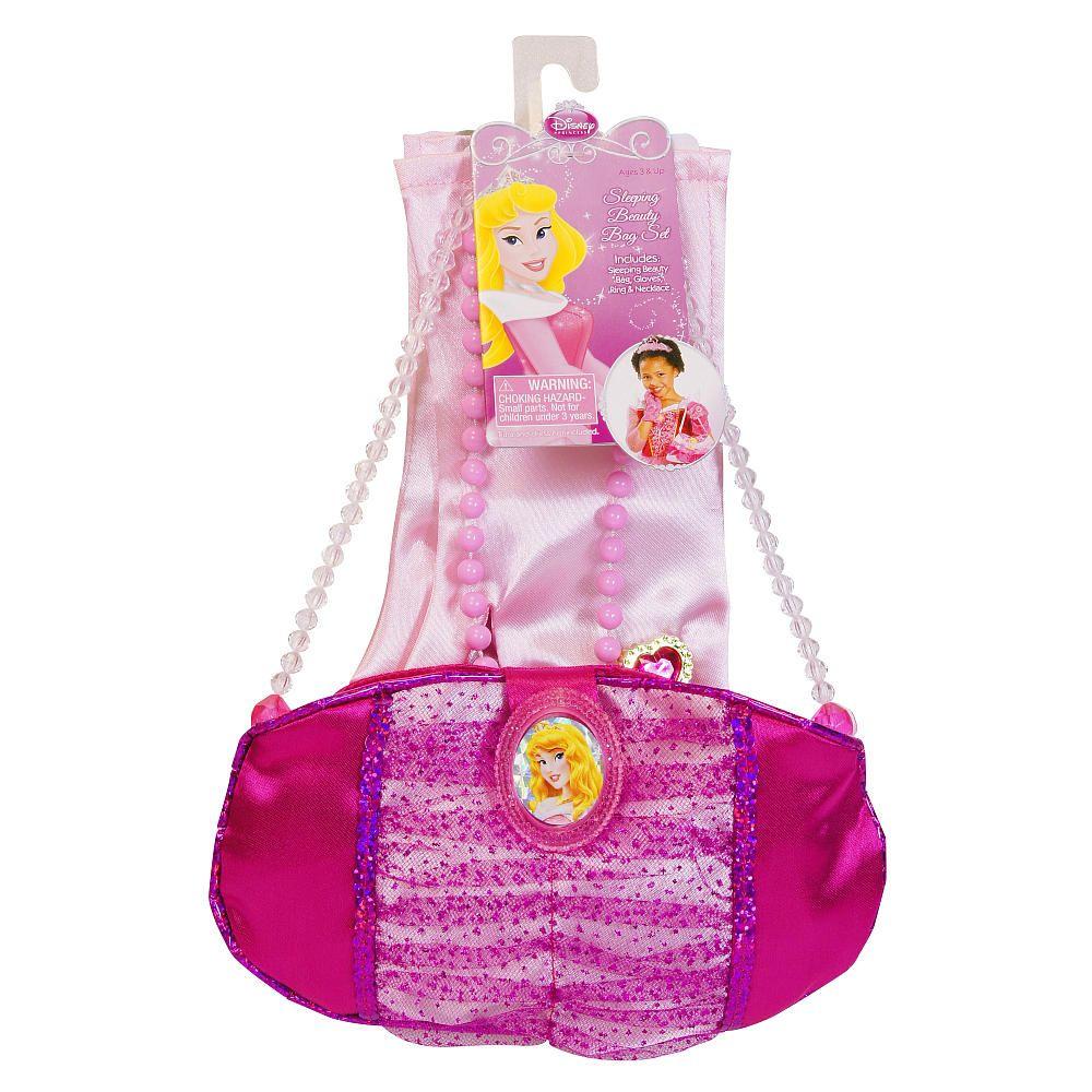 Disney Princess Deluxe Purse Set Sleeping Beauty Creative Designs Toys R Us Purses Kids Christmas Sleeping Beauty