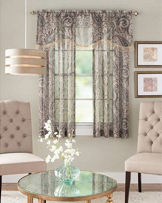 Better Homes And Gardens Linen Curtains