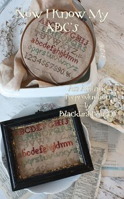 Blackbird Designs - One stitch at a time: Free Chart