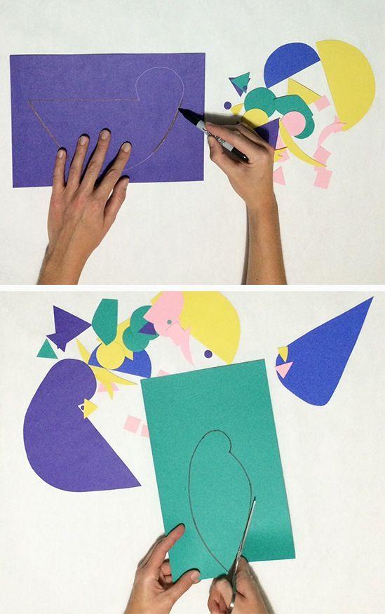 Bauhaus Art Project Cool Crafts For Kids Bauhaus Art Art