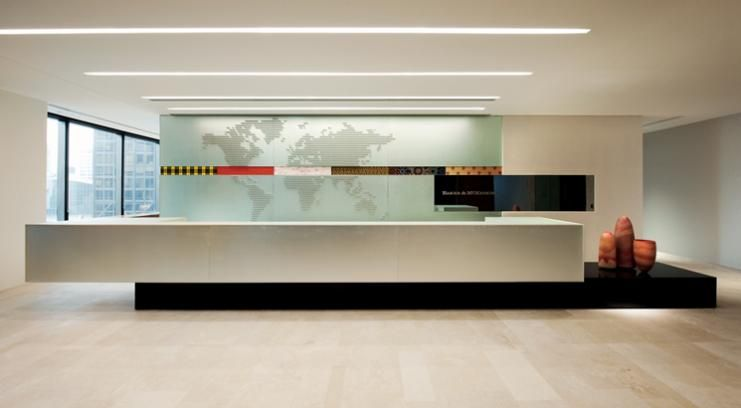 Adore this reception project baker mckenzie melbourne for Interior design agency melbourne