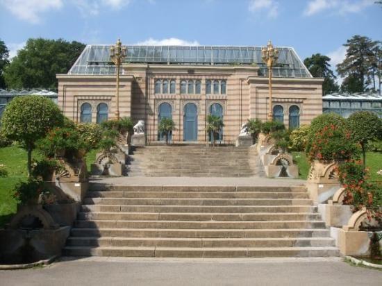 Wilhelma Zoo And Botanical Garden Living In Europe Stuttgart Germany