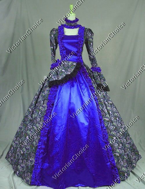 Colonial Ball Gown Dresses