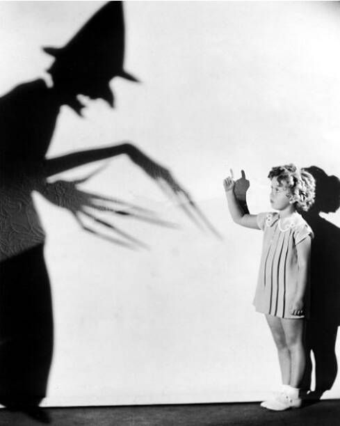 SHIRLEY TEMPLE VS A WITCH | Classic Hollywood Up to 1949 | Pinterest ...