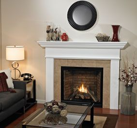 American Hearth Madison Direct Vent Fireplaces Direct Vent