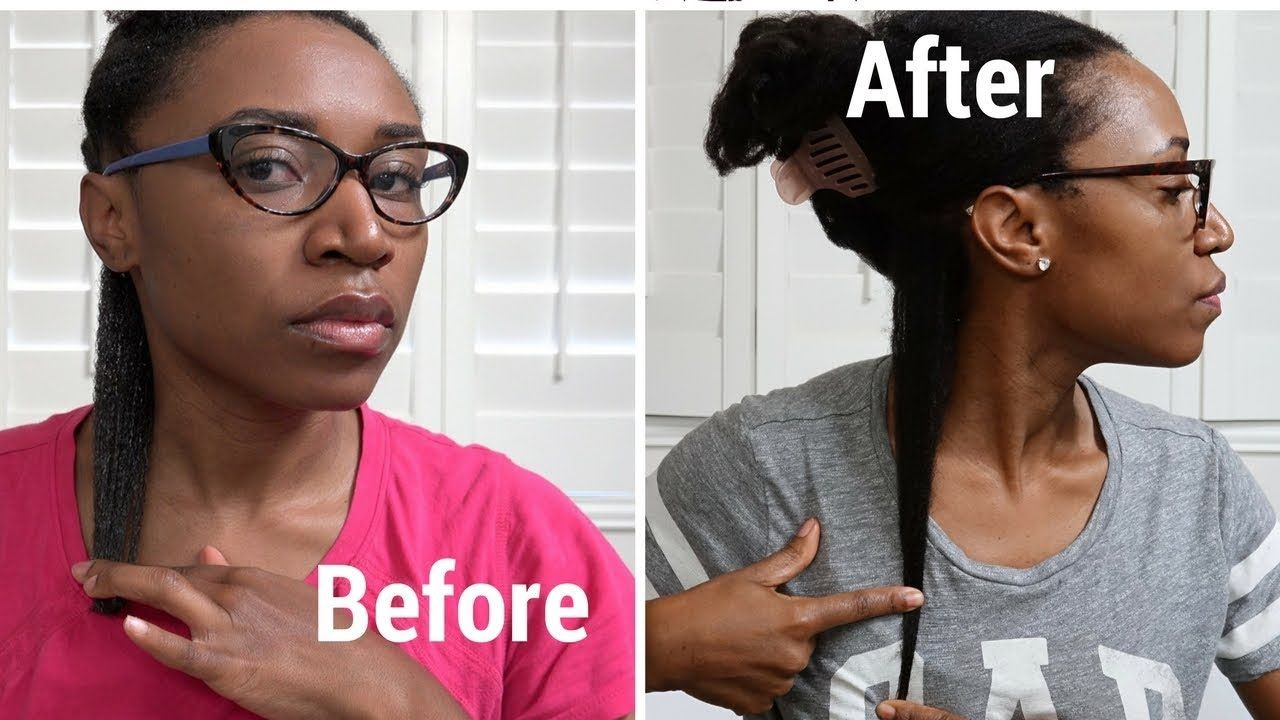 3 Month Growth Challenge Results! Virgin Hair Fertilizer