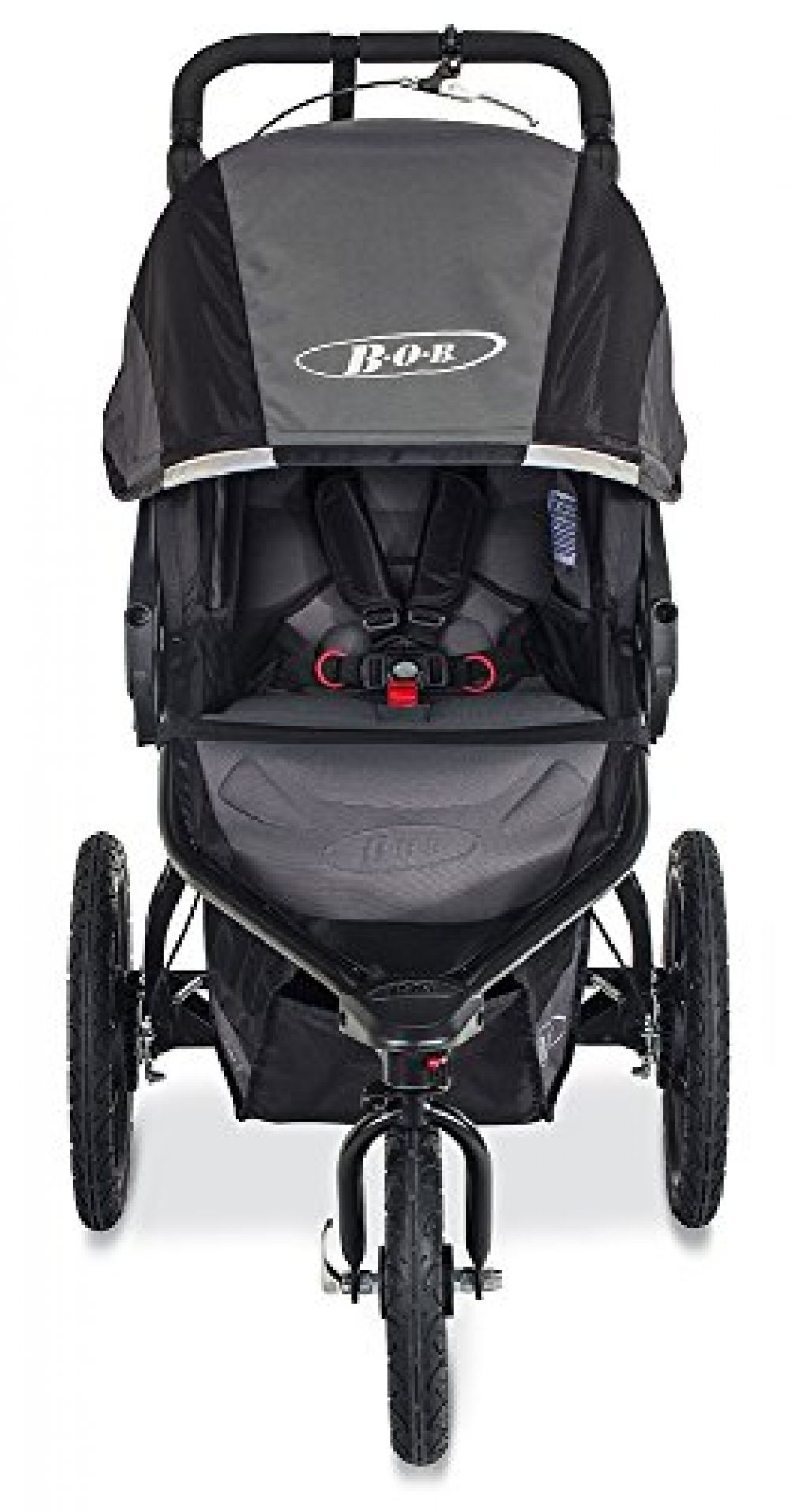 BOB 2016 Revolution PRO Stroller, Black in 2020 Jogging