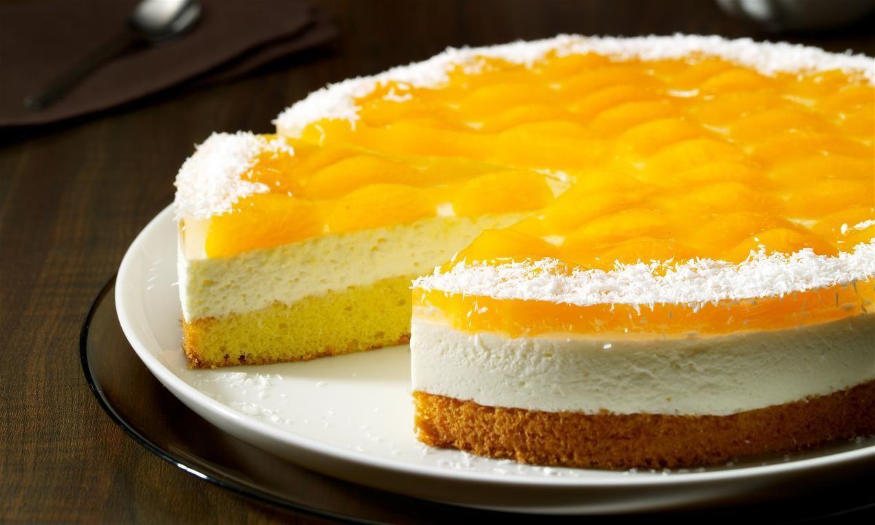 Mandarinen Kokos Torte Resepti