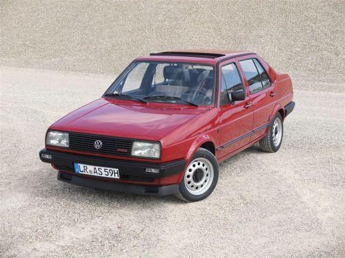 1984 VW Jetta II