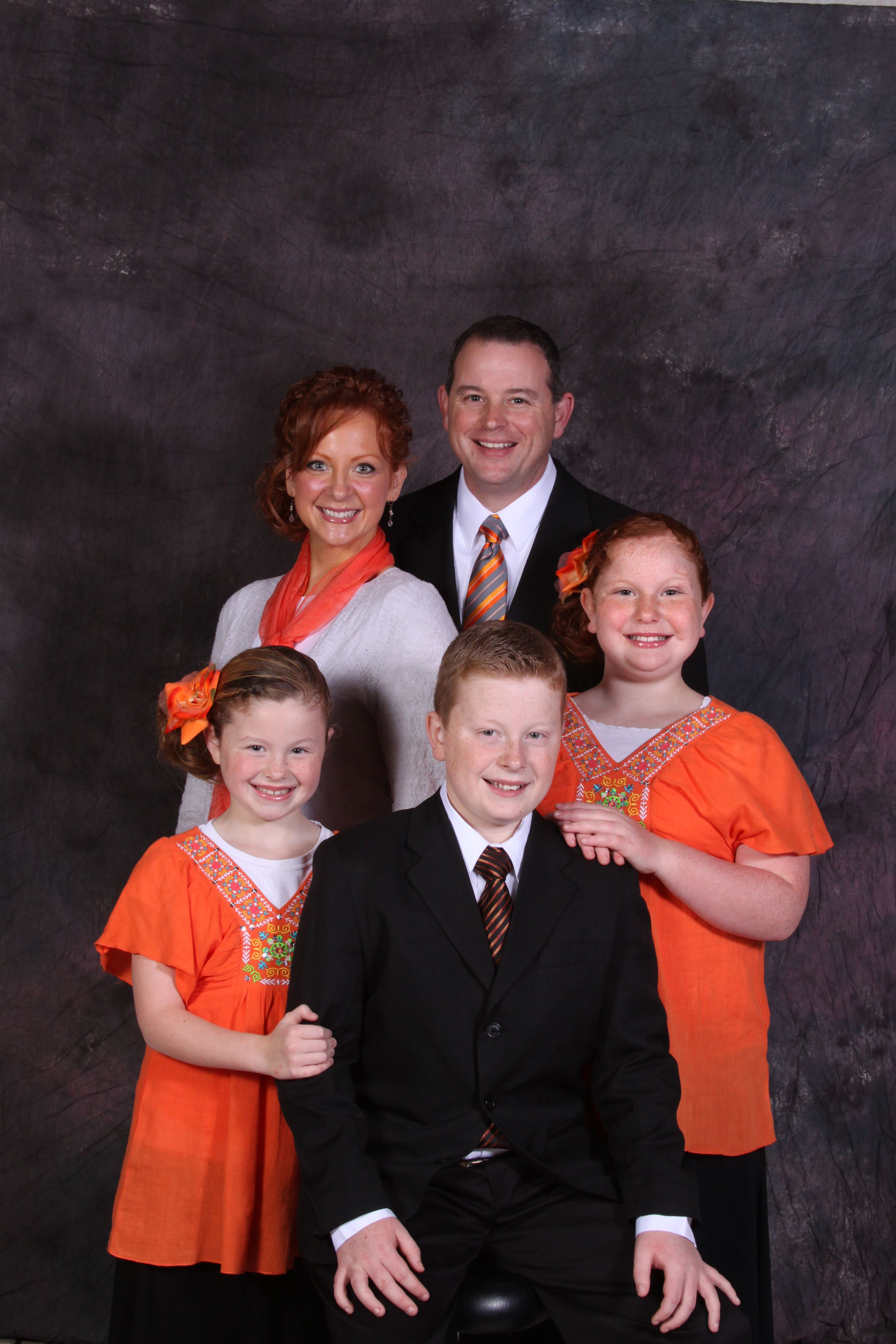 The Overton Family - WorldView Ministries
