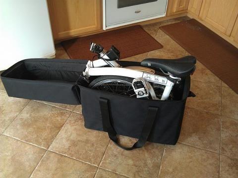 Brompton Bike Bags