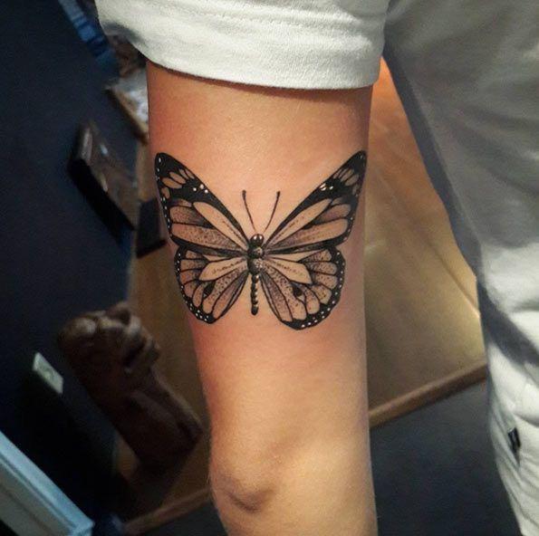 Pinterest Lovemebeauty85 Butterfly Tattoos For Women