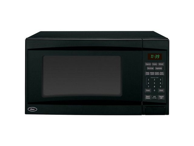 oster 1 1 cu ft 1100 watt microwave