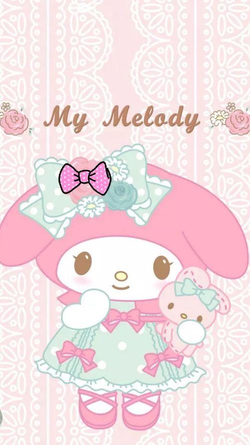 My Melody Mhkitty Sanrio WallpaperMy WallpaperHello Kitty