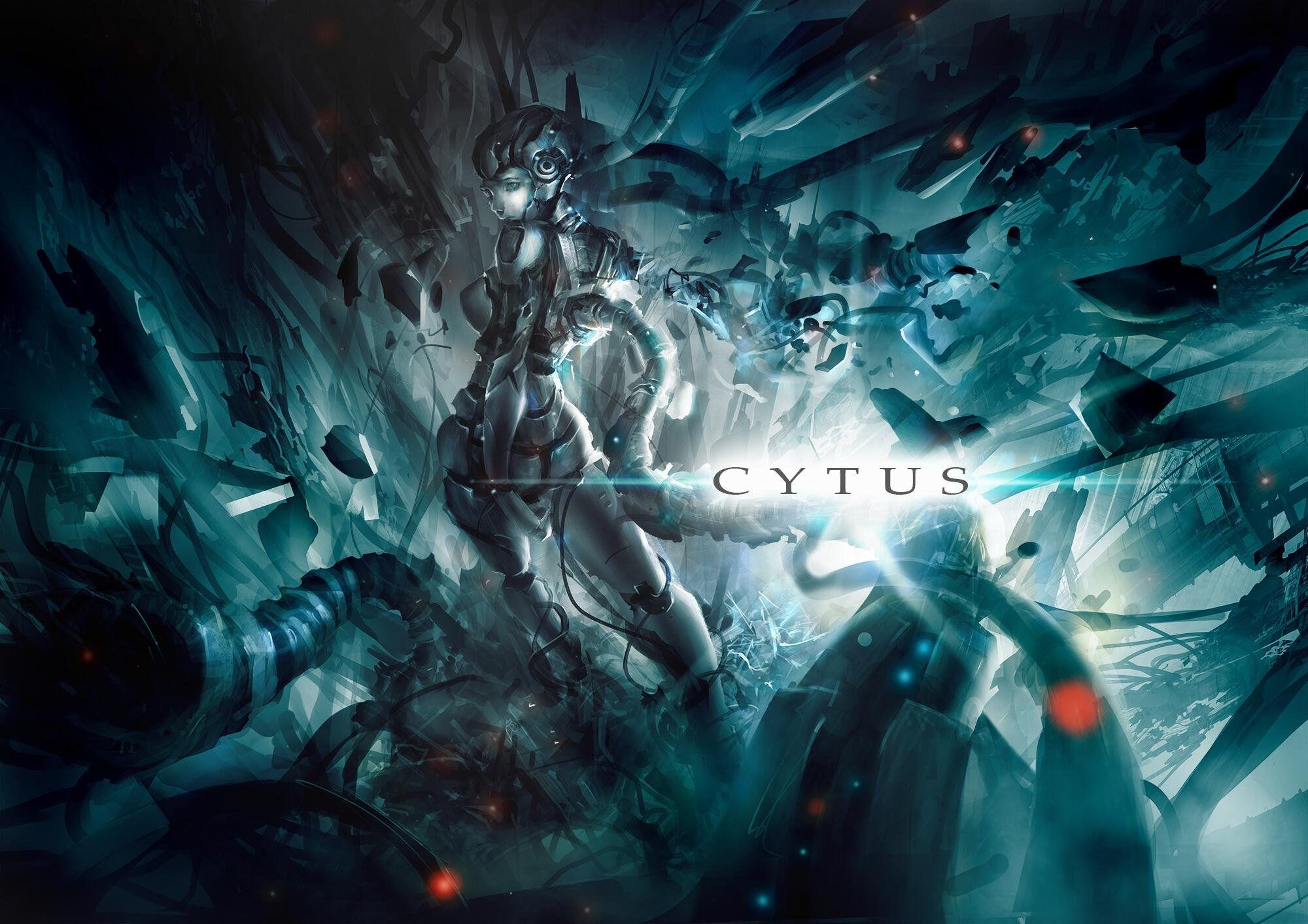 Cytus Cytus 公式 Art Cool Desktop Wallpapers Game Art