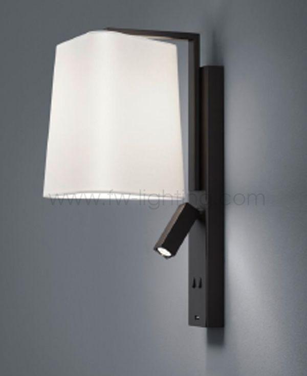 Modern Polished Chrome 6w Integrated LED Flexible Adjustable Bedside Desk Table Lamp