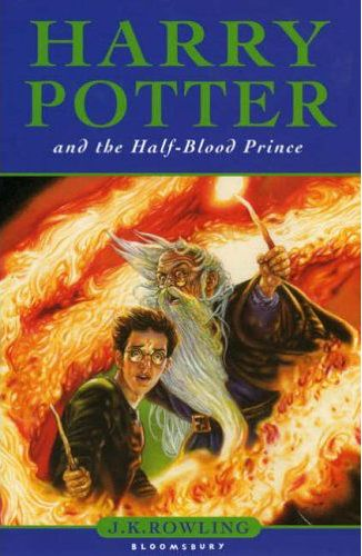 Harry Potter and the Half Blood Prince. J.K. Rowling