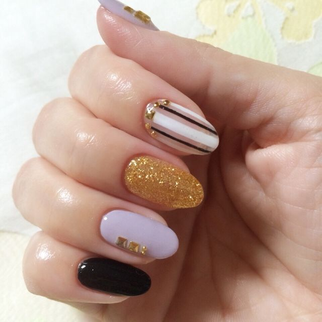50 Oval Nail Art Ideas