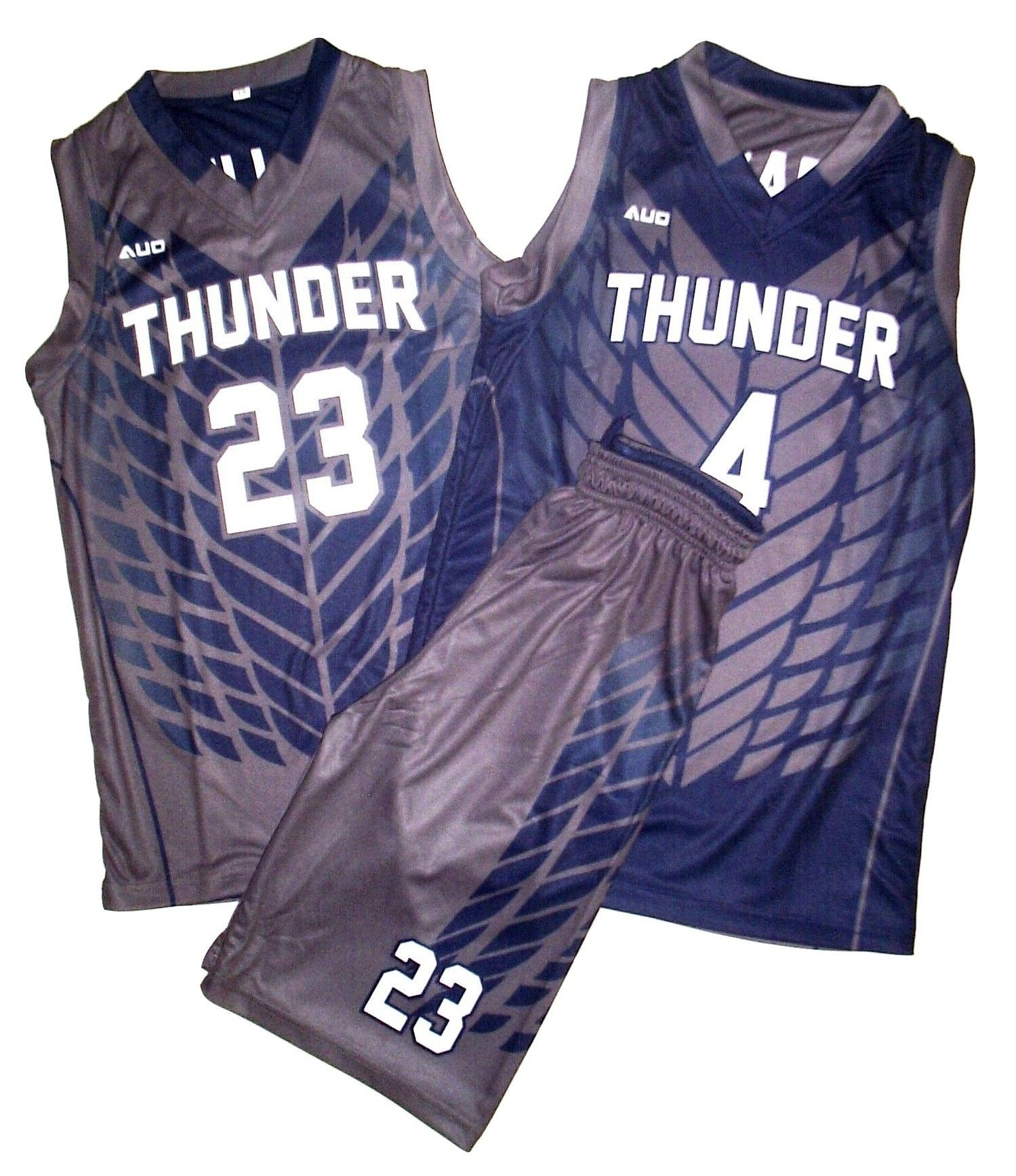 73a5c817ac4 Get custom sublimated youth basketball uniforms online