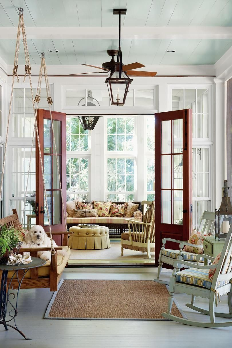 Lowcountry Cottage In South Carolina