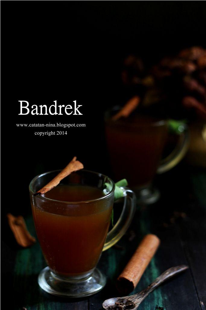 Catatan Nina Bandrek Makanan Jalanan Resep Masakan Indonesia Resep Bir