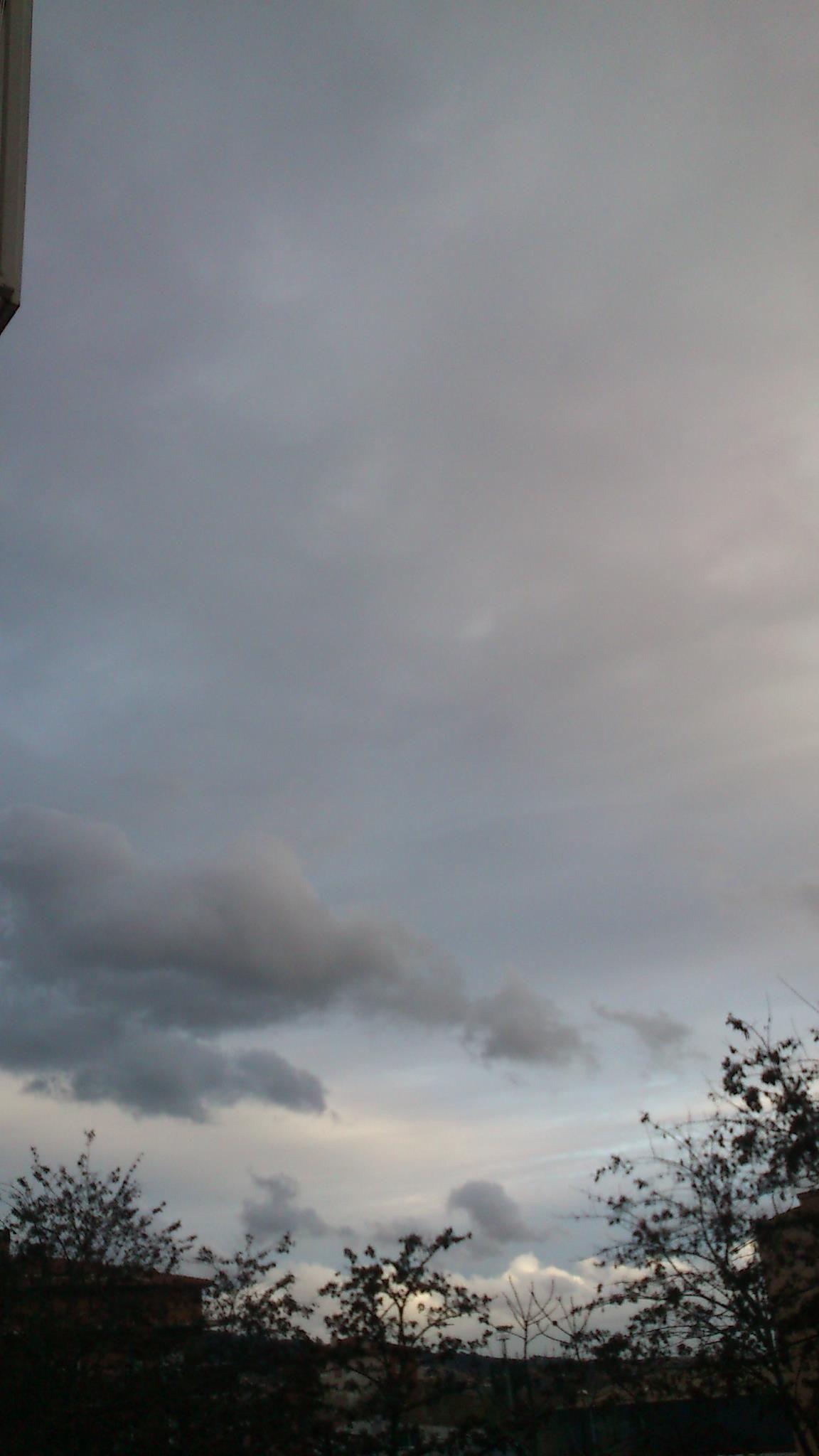 Cielo Nublado Landscape Nature Clouds