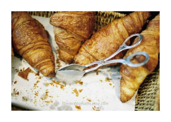 French Croissants by Nathalie