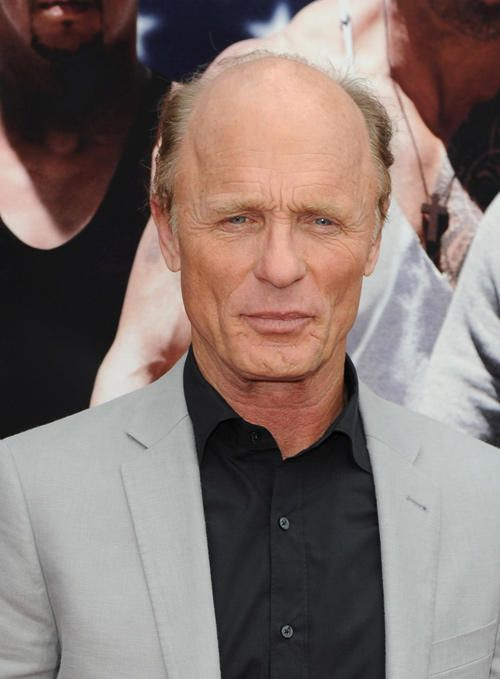 Celebrities Now And Then: Ed Harris