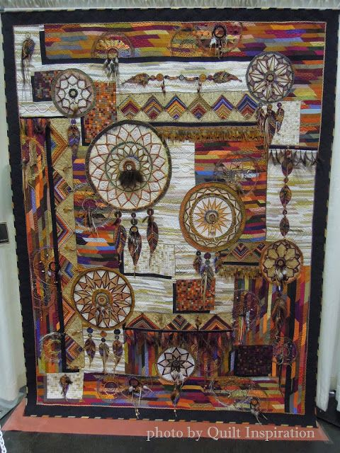 Quilts Inspired By Native American History Amp Tradition