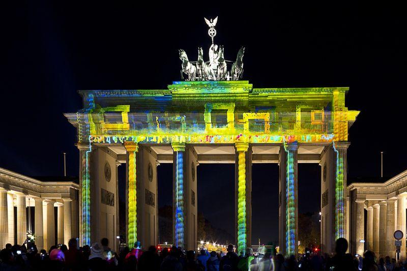 Brandenburger Tor Kurzurlaub Stadtereise Berlin Stadte Reise