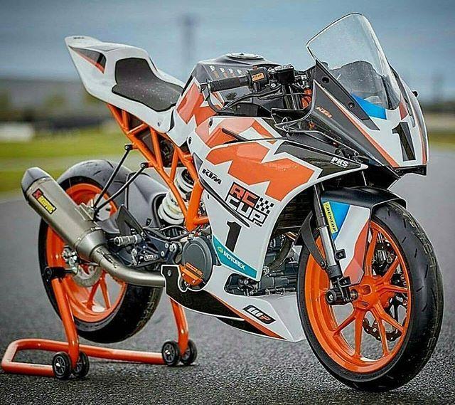 Ktm Rc 390 Ktm Ktm Rc Ktm Motorcycles